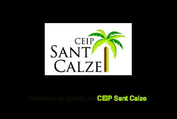 Sistemas de Gestión de CEIP Sant Calze